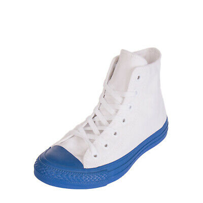 CONVERSE ALL STAR Canvas Sneakers Size 37 UK 4.5 High Top Lace Up Rubber Cap Toe