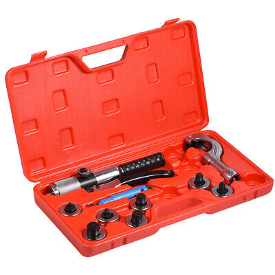 CT-300A Hydraulic Tube Expander Kit With 7 Expander Heads Set LJ