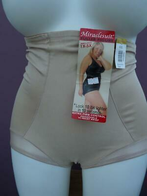 3b94b052288 MIRACLESUIT 2634-1 EXTRA Firm Control Hi-waist Brief Plus Size .
