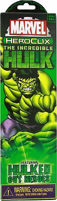 Heroclix: The Incredible Hulk Hulked Out Heroes Booster