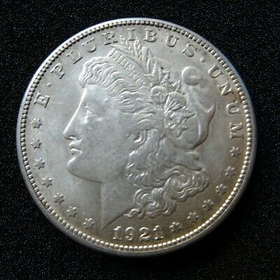 1 Dollar Usa Argent Morgan 1921 S Silver !!!!!!!!!!