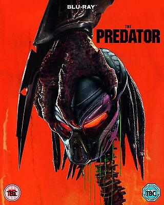 The Predator [2018] (Blu-Ray) - NEW & SEALED - FREE UK DELIVERY