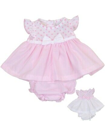 BabyPrem Premature Baby Girls Dresses Preemie Baby Clothes 2 Piece Set Outfit