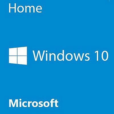 WINDOWS 10 home KEY 32 /64 BIT ACTIVATION  KEY instant delivery