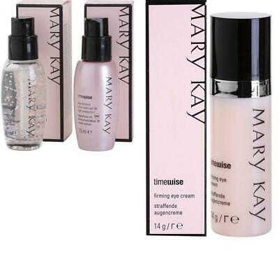 Mary Kay Set TimeWise Day + Night Solution + Firming Eye Cream, NEU/OVP