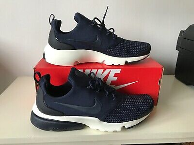 info for cbcc5 52d7c Nike Air Presto Fly SE UK Size 10 EU 45 Blue White Mens Trainers