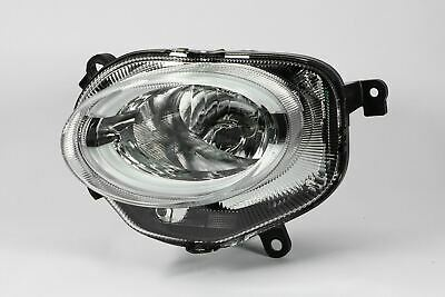 Fiat 500L 12-17 LED DRL Front Daytime Running Light Left Passenger Near Side OEM