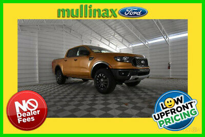 2019 Ford Ranger XLT 2019 XLT New Turbo 2.3L I4 16V Automatic 4WD Pickup Truck Premium