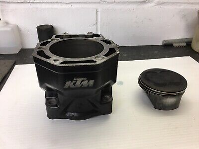Ktm Lc4 640 2002 Cylinder Barrel And Piston