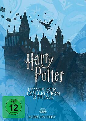 Harry Potter: The Complete Collection       - DVD NEU