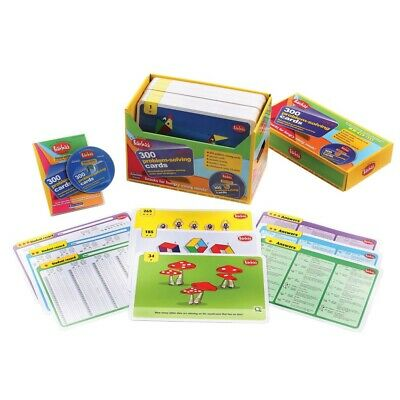 & Brainsnack 300 Problem Solving Cards & Unlimited Site Licence Classroom 67,8