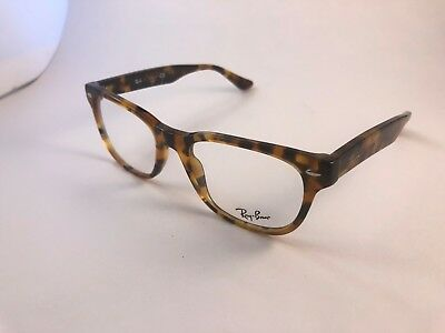 71ea073bf4d New Authentic Ray Ban Eyeglasses RB 5359 5712 Tortoise 51-19-145 w case