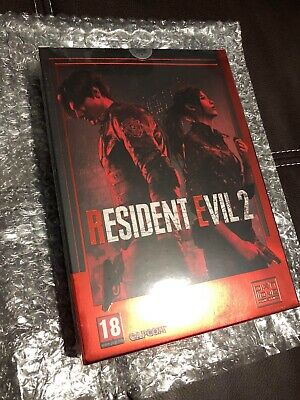 Resident Evil 2 Remake / Pix'N'Love collector edition / PS4 / Neuf
