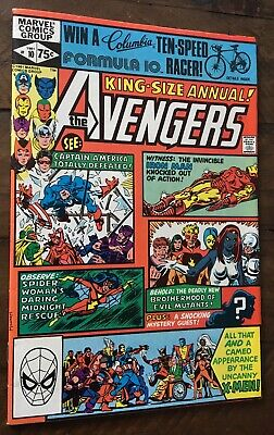 The Avengers Annual #10 (Nov 1981, Marvel) 1st Appearance Rogue MINT