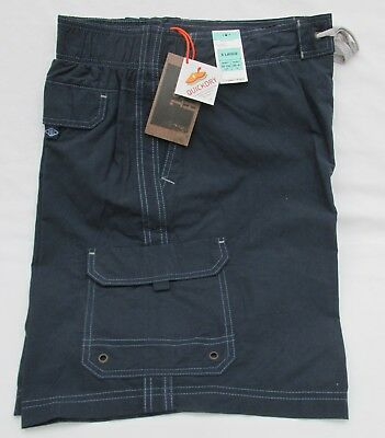 fbb82a7c45 Men`s Marks And Spencer North Coast Navy Quick Dry Swim Shorts Size X Large