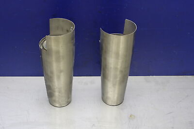 2004-2007 Yamaha Road Star Xv1700 Front Fork Upper Cover Top Guard Shield Cowl