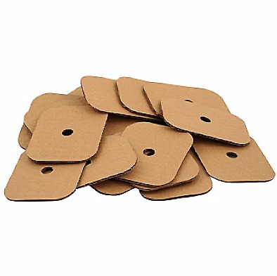 Cardboard Slice Refills for Parrot Toys Making - Large - Totally Chewable