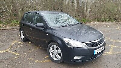 Kia Ceed 1.6 Diesel, drives great.