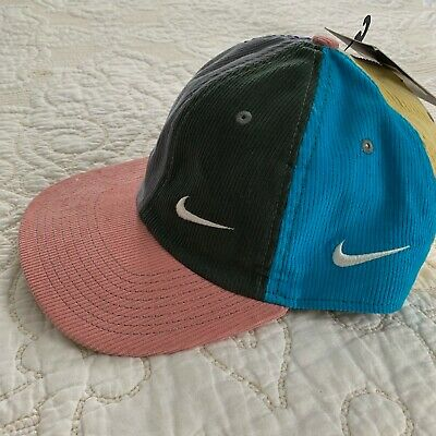 Nike Sean Wotherspoon Heritage  86 Quickstrike Cap Multicolor Rare Nwt! cfeb34884884
