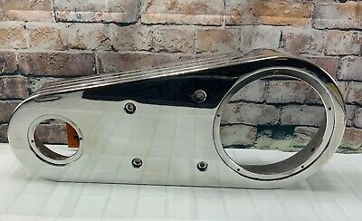"""Harley BDL Primary Cover 3"""" EVO""""Show Polished"""" Aluminum Nice! [BD]"""