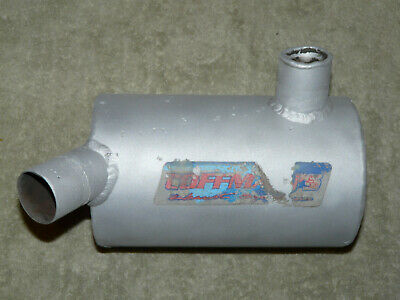 Kawasaki JS Jetski Exhaust Coffman Coffmans waterbox JS550 JS440 SX WATER BOX