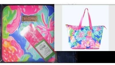 24253662fa Lilly Pulitzer Getaway Packable Tote In Beckon Blue