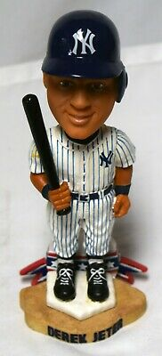 Derek Jeter Forever Collectibles Legends of the Diamond  Bobblehead  BC29
