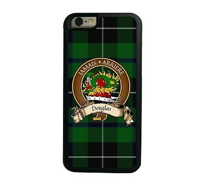 Douglas Scottish Clan Tartan Apple iPhone 6  iPhone 6 Plus case