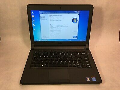 Dell Latitude 3340 Laptop / i3 1.7GHz / 4GB / 500GB / Webcam / HDMI / Complete
