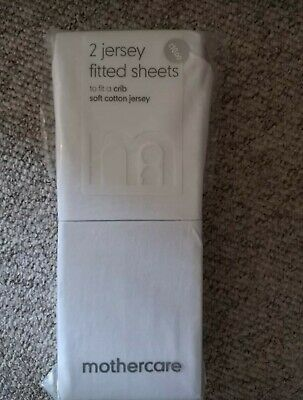 Mothercare Brand New crib Sheets