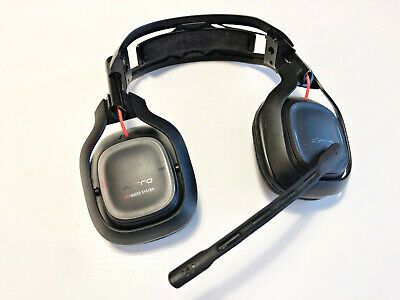 ASTRO A50 Black/Orange Wireless Gaming Headset  HEADSET ONLY