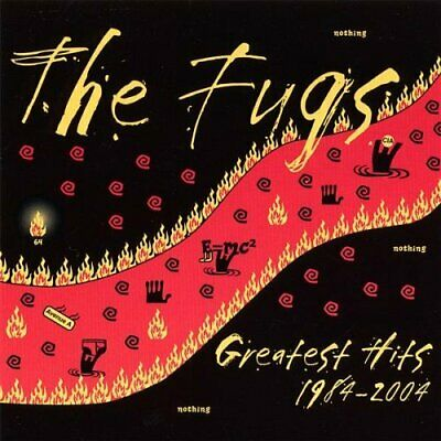 The Fugs-Greatest Hits 1984-2004 CD NUOVO
