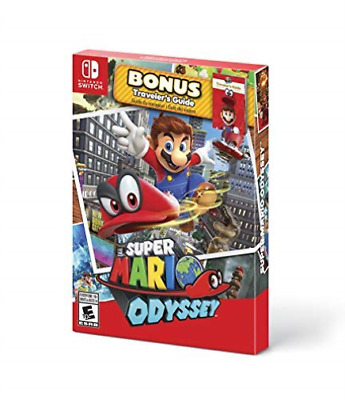 Super Mario Odyssey - Start...-Super Mario Odyssey - Starter Pack Game Nuovo