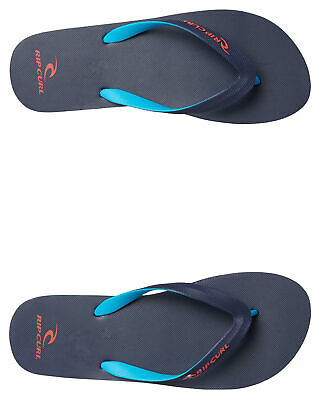 New Rip Curl Men's Mc Thong Rubber Blue