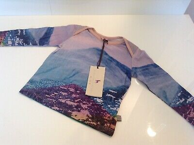 BNWT 100% Auth Stella McCartney Baby Girl Long Sleeved Top. 18 Months.