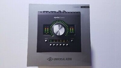 Universal Audio Apollo Twin MKII Duo Thunderbolt Interface - FREE 3 Day Shipping