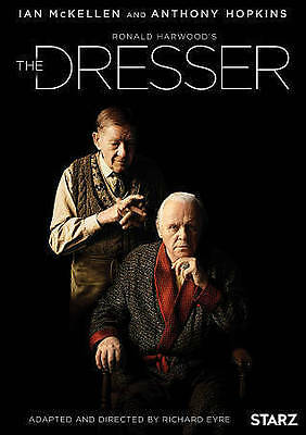 """The Dresser"" 2016 Emmy Preview DVD! DVD includes entire show. RARE BBC DVD!"