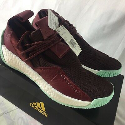 733c7c8a67ff Adidas Harden LS 2 Lace Mens Size 9.5 Boost Basketball Shoes Sneakers NEW  CG6277