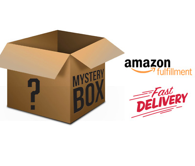 THE ORIGINAL MYSTERY BOX! 📦 - Tech/games/DVD's and more