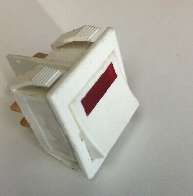 ITW Momentary Rocker Switch Made In USA NEW