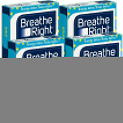 10vPacks Of 120 Nasal Strip Breathe Right Kids Reduce Snoring Congestion  MG ELS