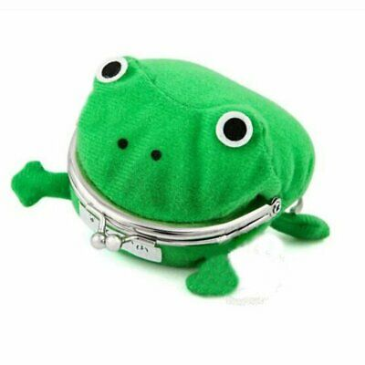 Anime Fire Shadow Naruto Wallet Frog Coin Purse AZ