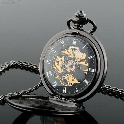 7825 Hanging Pocket Watch Retro Alloy Christmas