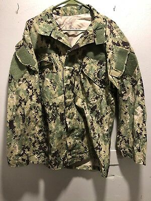 AOR2 Crye Precision Navy Custom Field Shirt Medium Long US Navy SEAL DEVGRU NSW