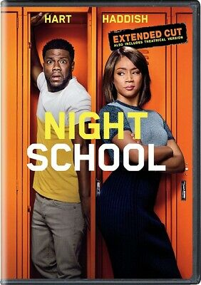 Universal Pictures Home Entertainment Night School (DVD)