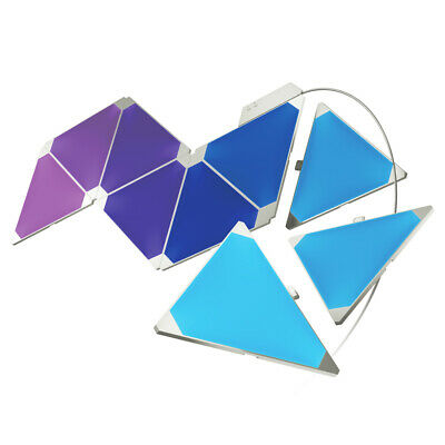 NEW Nanoleaf Light Panels Smarter Kit (9 Panels)