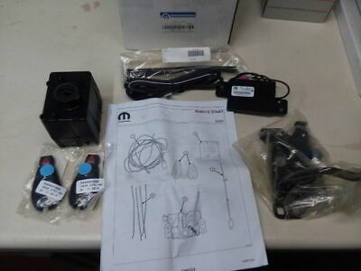 2011-2012 dodge ram 1500 factory remote start