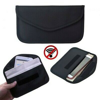 GPS CELLPHONE SIGNAL Blocker Pouch Stops Tracking Identity
