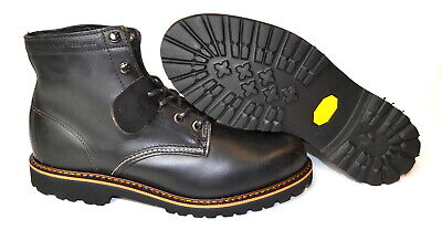 74b0247ce0a WOLVERINE 1000 MILE Duvall Boots, Black, 10.5D - Factory Seconds