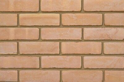 430 per pack, Ibstock Gault Cream Stock Brick 65mm, wall, extension, bricks